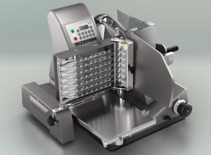 Poloautomatický vertikální nářezový stroj VS12 A